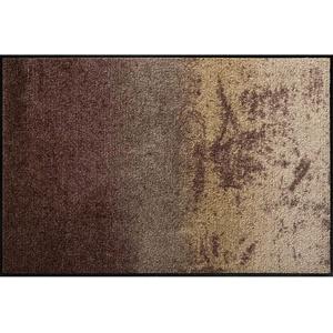 Salonloewe Fußmatte waschbar Shabby Brown 50x75 cm SLD0814-050x075