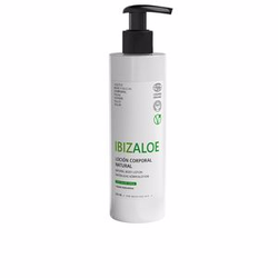 IBIZALOE loción corporal natural 250 ml
