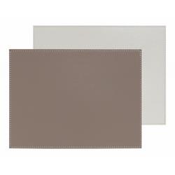 Tischsets FREEFORM weiß(LB 40x30 cm) Freefrom