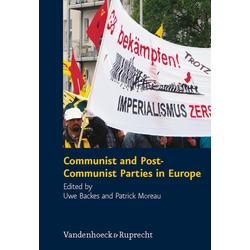 Communist and Post-Communist Parties in Europe als Buch von
