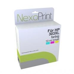 NexoPrint Druckerpatrone für HP 303XL farbig NexoPrint - NX-T6N03AE