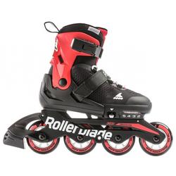 ROLLERBLADE MICROBLADE Inline Skate 2021 black/red - 36,5-40,5