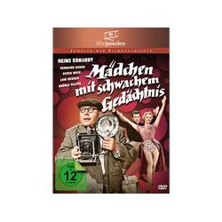 Heinz Erhardt - Mädchen mit schwachem Gedächtnis DVD