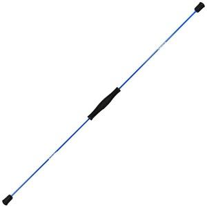 MSports® Swingstick MSports Schwingstab Swingstick Tiefenmuskel Training für zuhause - Blau