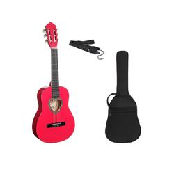 Konzertgitarre Konzertgitarre ¼ mit herzförmigem Schallloch 1/4
