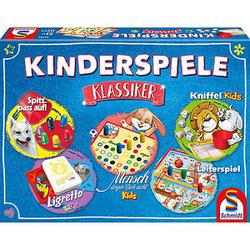 Schmidt Kinderspielesammlung KLASSIKER Spiele-Set