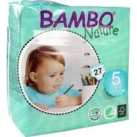 Bambo Nature Junior 12-22 kg 6 x 27 Stück
