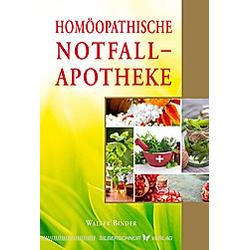 Homöopathische Notfallapotheke