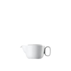 Thomas Porzellan Teekanne ONO Weiß Teekanne, 0,8 l