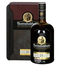 Bunnahabhain 25 Jahre Whisky