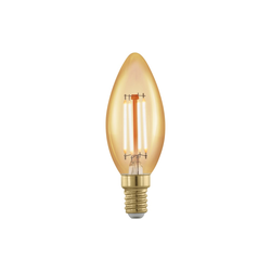Eglo LED-Filament Golden Age Kerze 4W / E14, 9,8 cm