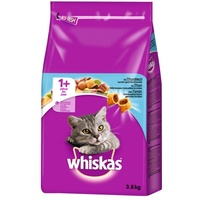 Whiskas 1+ mit Thunfisch 3,8 kg