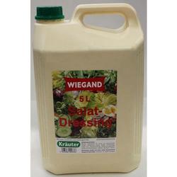 Wiegand Salat-Dressing Kräuter 5L