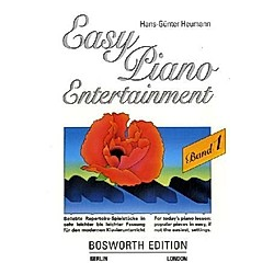 Easy Piano Entertainment - Buch