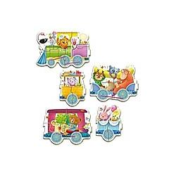 Baby Puzzles Animal Train (Kinderpuzzle)
