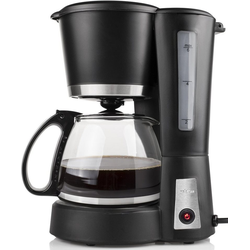 Tristar Filterkaffeemaschine Kaffeemaschine CM-1233, 0,6l Kaffeekanne, Papierfilter 1x4