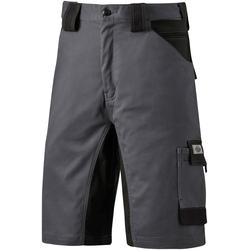Dickies Arbeitsshorts GDT Premium, mit breiten Gürtelschlaufen grau Herren Arbeitshosen Arbeits- Berufsbekleidung