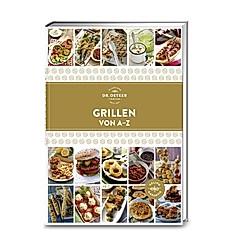 Dr. Oetker Grillen von A-Z. Oetker  - Buch