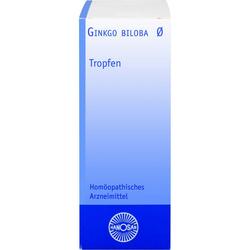 GINKGO BILOBA Urtinktur 50 ml