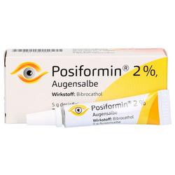 POSIFORMIN 2% Augensalbe 5 g