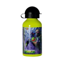 Teenage Mutant Ninja Turtles Trinkflasche Alu-Trinkflasche Teenage Mutant Ninja Turtles, 400
