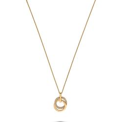JETTE Damen Collier 'Swing' gold, Größe One Size, 4506197