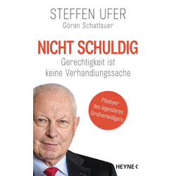 Nicht schuldig: eBook von Steffen Ufer/ Göran Schattauer