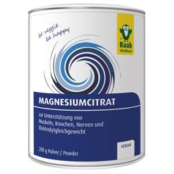 MAGNESIUMCITRAT Pulver