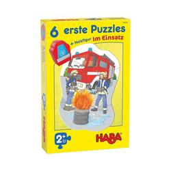 Haba Steckpuzzle, Puzzleteile