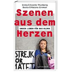 Szenen aus dem Herzen. Greta Thunberg  Svante Thunberg  Beata Ernman  Malena Ernman  - Buch
