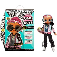 MGA Entertainment L.O.L. Surprise OMG Guys Doll,