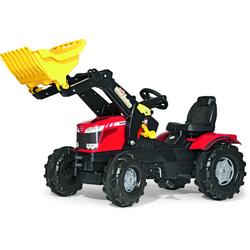 Rolly Toys Trettraktor mit Schaufellader rolly Farmtrac MF 8650