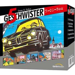 5 Geschwister - CD-Box 1 (5 CDs)