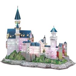 3D-Puzzle Schloss Neuschwanstein LED-Edition