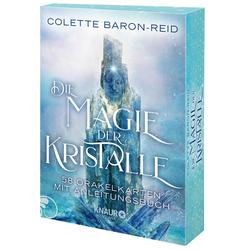 Die Magie der Kristalle: Buch von Colette Baron-Reid