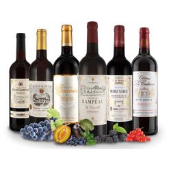 Die Welt der Bordeaux-Weine