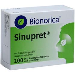 SINUPRET überzogene Tabletten 100 St
