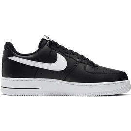 Nike Men's Air Force 1 '07 black/white 44,5