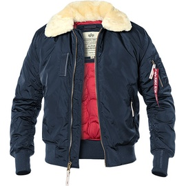 Alpha Industries Injector III blau 3XL