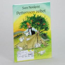 Oetinger Verlag P&F Pettersson zeltet