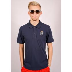 Sergio Tacchini Poloshirt Fancher/MC/MCH Polo blau XXL