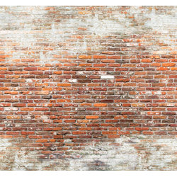 Art for the home Fototapete Brick wall 2, 300 cm Länge