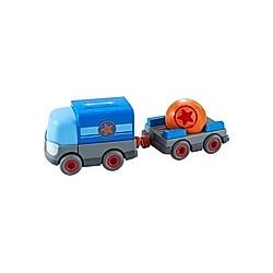 HABA Kullerbü - Batterie-LKW mit Anhänger