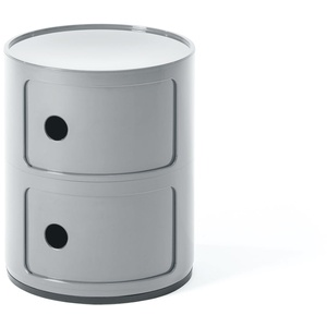 Kartell - Componibili 4966, silber