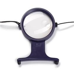 PRYM Sticklupe mit Band, 100% Kunststoff, Zubehör, Leuchten & Lupen