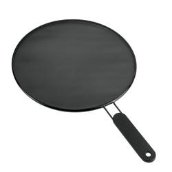 Metaltex Futura Spritzschutz, Epoxy beschichtet, Spritzschutzsieb aus Alu-Steckmetall mit Griff inkl. Kunststoffeinlage, Durchmesser: 29 cm