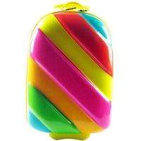 Bayer Chic 2000 Bouncie 2-Rollen Cabin 46 cm / 20 l rainbow candy