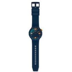 Swatch FUTURISTIC BLUE SO27N110 Unisexuhr