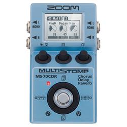Zoom MS-70 CDR Multi Stomp Gitarreneffekt