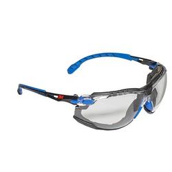 3M Schutzbrille Solus blau